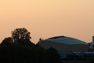 Beethovenhalle (September 2009).