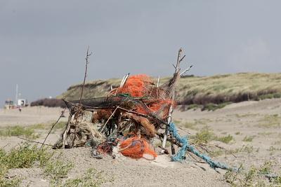 Plastik aus Strandgut (1)